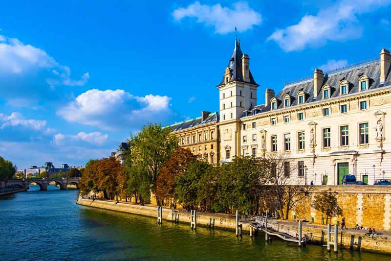 Landschaft - Frankreich